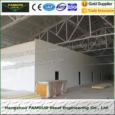 Chine Panneaux isolés hermétiques de double oscillation simple de feuille pour la porte intérieure d'hôpital fournisseur