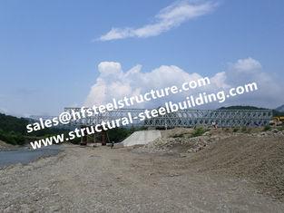 Chine Ponts préfabriqués compacts pour l'utilisation véhiculaire/piéton/route fournisseur