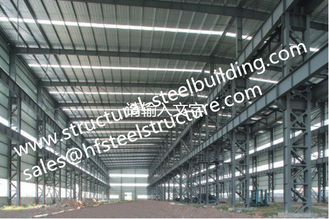 Chine Les bâtiments en acier commerciaux structurels pour l'appartement/grande cathédrale projettent fournisseur