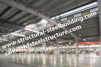 Chine Bâtiments à pans de bois en acier pour le tour - projet principal, atelier de construction du cadre Q345 en acier fournisseur