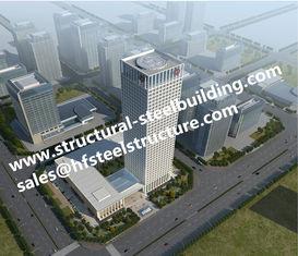 Chine Bâtiment en acier à plusiers étages structurel préfabriqué pour des blocs d'appartement dans un gratte-ciel fournisseur