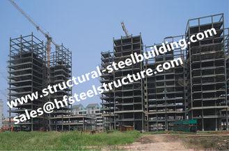 Chine Bâtiment en acier machiné d'étage multi conçu par architecture pour la structure métallique fournisseur