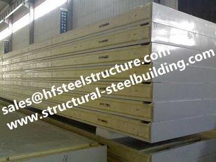 Chine panneau galvanisé modulaire épais de chambre froide de 50 millimètres avec le matériel de noyau de polystyrène fournisseur