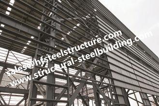 Chine Fabrication de métaux lourds d'acier de construction de Q235 Q345 pour des projets de construction fournisseur