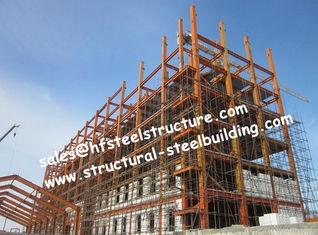 Chine Le projet d'hôtel de bâtiment de structure métallique a préfabriqué la construction de bâtiments en acier fournisseur
