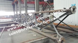 Chine Ligne de transmission d'Electric Power tours de communication en acier industrielles de bâtiments fournisseur