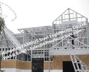 Chine bâtiment en acier à plusiers étages industriel Pré-machiné pour l'appartement et l'hôtel fournisseur