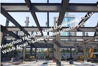 Chine Forte demande du bâtiment en acier à plusiers étages industriel préfabriqué pour l'appartement fournisseur