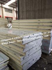 Chine Panneaux de congélateur de la largeur 960mm de panneau de chambre froide de matériel d'entreposage au froid et d'isolation fournisseur