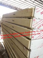 Chine Panneau classique de réfrigération d'unité centrale de sandwich à matériau de construction de chambre froide pour la promenade dans l'entreposage au froid 1150mm fournisseur