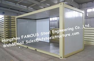 Chine Promenade industrielle dans l'unité de congélateur et promenade dans le réfrigérateur et le congélateur faits en panneau d'unité centrale d'ENV fournisseur