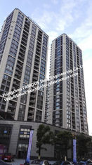 Chine Construction de bâtiments en acier ayant beaucoup d'étages industrielle préfabriquée pour le mail ou l'hôtel fournisseur