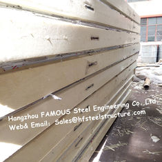 Chine Panneau de plancher de pièce plus fraîche pour la représentation 3*3m d'isolation thermique de congélateur à air forcé fournisseur