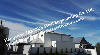 Chine Fabrication de construction en acier à plusiers étages de partie métallique de Strutural de fournisseur de la Chine fournisseur