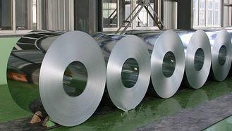 Chine Bobine en acier galvanisée laminée à froid pour des applications internes fournisseur