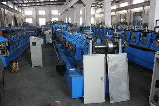 Chine Le Purlin de C Z laminent à froid former la machine à l'acier au carbone Q195/Q235 fournisseur