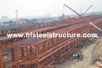 Chine Bâtiment en acier industriel de structure métallique de lumière de bâtiments de grande envergure fournisseur