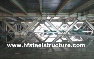 Chine Bâtiment en acier à plusiers étages de système de encadrement et de bureau préfabriqué pour le mail, hôtel fournisseur