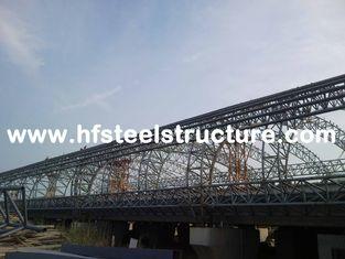 Chine Fabrications en acier préfabriquées imperméables et Pré-machinées d'acier de construction fournisseur