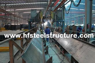 Chine Cisaillant, sciant, rectifiant, poinçonnant et fabrication galvanisé d'acier de construction d'immersion chaude fournisseur