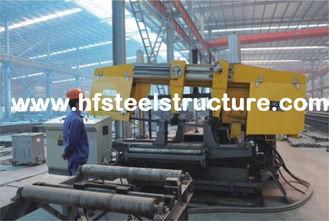 Chine Soudant, freinant, roulant et fabrication galvanisé et de peinture électrique d'acier de construction fournisseur