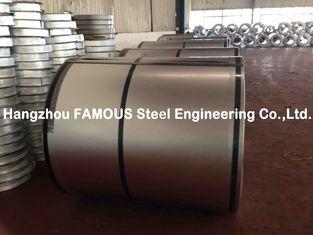 Chine Bobine en acier galvanisée ridée par ASTM de tôle d'acier pour l'entrepôt fournisseur
