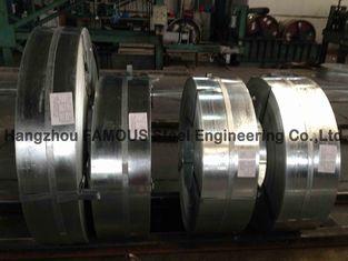 Chine Bobine en acier galvanisée par bande en acier galvanisée plongée chaude laminée à froid largeur de 600mm - de 1500mm fournisseur