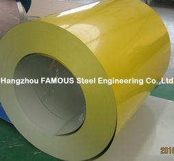 Chine Toiture en acier galvanisée de la bobine enduite d'une première couche de peinture par Galvalume PPGI PPGL CGCC en acier fournisseur
