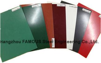 Chine La haute performance de PPGI PPGL a enduit le stratifié d'une première couche de peinture en acier en métal du zinc AZ de bobine pour le toit et le mur fournisseur