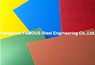 Chine La bande de couleur en acier enduite d'une première couche de peinture enduite parZn de bobine a galvanisé/Galvalume fournisseur