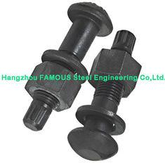 Chine Type de Torshear de boulon de comité technique kits de bâtiments en acier pour l'attache structurelle fournisseur