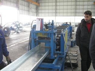 Chine Purlins en acier galvanisés de kits de bâtiment d'acier de construction pour toutes les tailles fournisseur