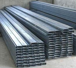 Chine Composants de bâtiment d'acier de construction et Purlins en acier galvanisés par accessoires fournisseur