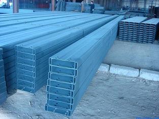 Chine Profil-acier en acier galvanisé plongé chaud de plafond suspendu de Purlins pour l'exportation fournisseur