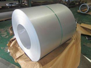 Chine Le toit en acier de bâtiment a ridé la bobine en acier galvanisée par substrat de feuille avec ASTM fournisseur