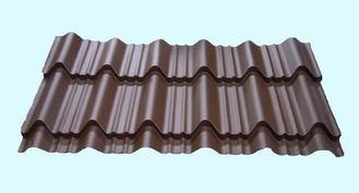 Chine La toiture légère en métal couvre la tuile vitrée imperméable formée fournisseur