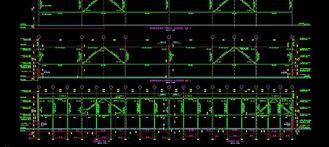 Chine Conception structurelle en acier professionnelle d'ingénierie pour la région de construction en métal fournisseur