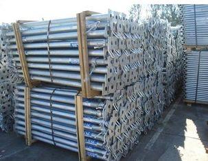 Chine Fabrications galvanisées lourdes d'acier de construction d'immersion chaude fournisseur
