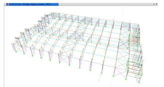 Chine Conceptions techniques structurelles architecturales préliminaires avec le cadre en métal fournisseur