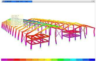 Chine conceptions techniques structurelles de l'emplacement 3D avec la forme/taille composantes précises fournisseur