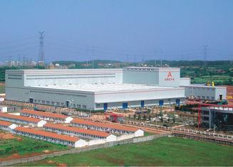 Chine Annoncé fait le métal pour entreposer des normes en acier industrielles des bâtiments ASD/LRFD fournisseur