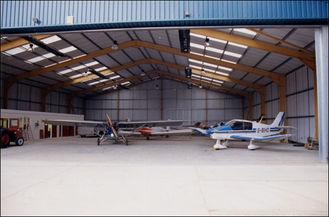Chine Bâtiments faciles de hangar d'avions d'expansion avec la perte matérielle minimale fournisseur