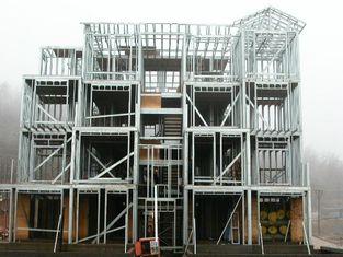 Chine Entrepôt de fabrications d'acier de construction de construction de site dans le calcul précis/de préassemblage rapides fournisseur
