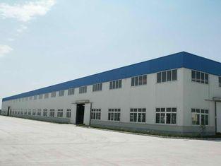 Chine Renforcez l'atelier industriel préfabriqué relié par Botls d'acier de construction de la grande envergure A325 fournisseur