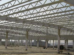 Chine Botte de haute résistance de tuyau et atelier industriel d'acier de construction de faisceaux de section de H fournisseur