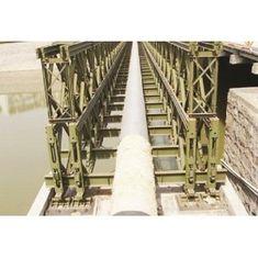 Chine Soudure faite sur commande, freinant, pont de Bailey structurel en acier de roulement, ponts piétonniers fournisseur