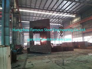 Chine Bâtiment de Pré-Ingénierie d'aéroport avec la taille en acier 6 x 4,5 x 3.2m de poutre à caissons fournisseur