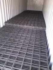 Chine Maille carrée séismique à nervures en acier de kits de bâtiments d'acier de barre de HRB 500E fournisseur
