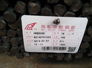 Chine Barres d'acier en acier séismiques préfabriquées de Deforced de kits de bâtiments 500E fournisseur