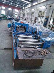 Chine La structure métallique laminent à froid former le Purlin automatique du changement C de machine fournisseur